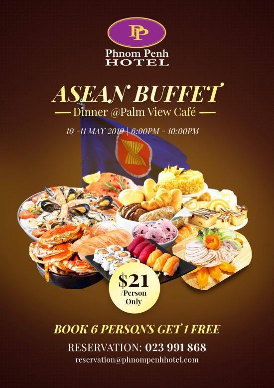 ASEAN Buffet Dinner