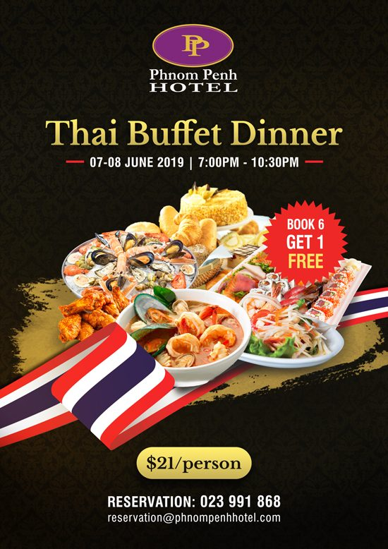 Thai-Buffet-Dinner